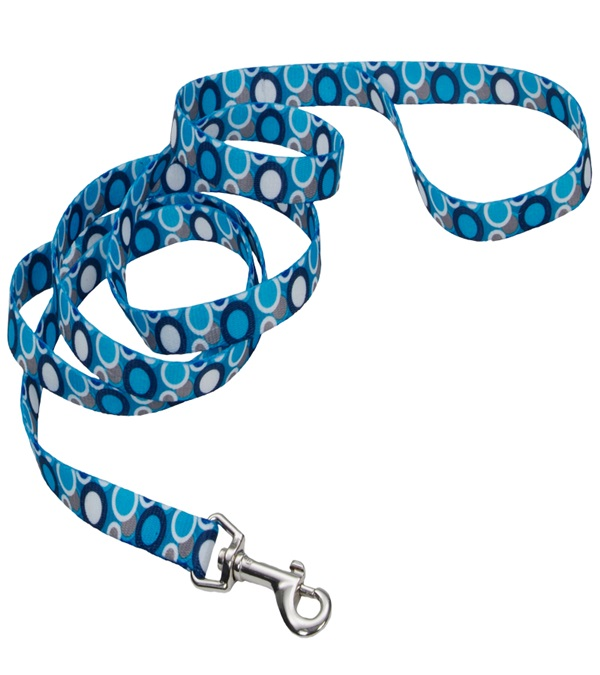 "Pet Attire® Styles Leash 1"" x 6'"