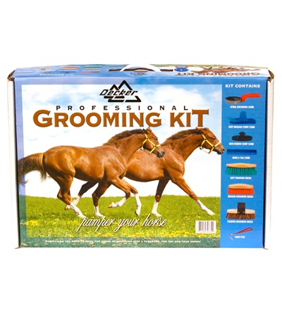 Decker Essential Grooming Kit