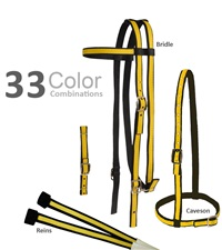 Race Bridle Set Two Tone