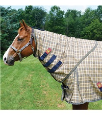 5/A Baker® Neck Cover for Turnout Sheet