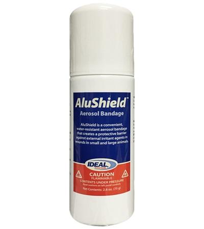 AluShield™ Aerosol Bandage 2.6 oz.