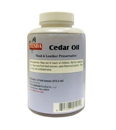Tenda® Cedar Oil 16 oz.