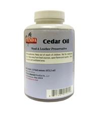 Tenda® Cedar Oil 16 oz.