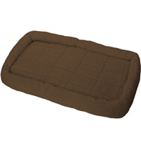Pet Lodge™ Fleece Dog Bed