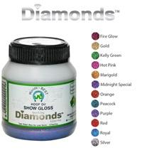 Worlds Best Hoof Oil Diamonds™ Show Gloss 4 oz.