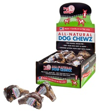 Pet 'n Shape® Ham Bone Half All-Natural Dog Treats