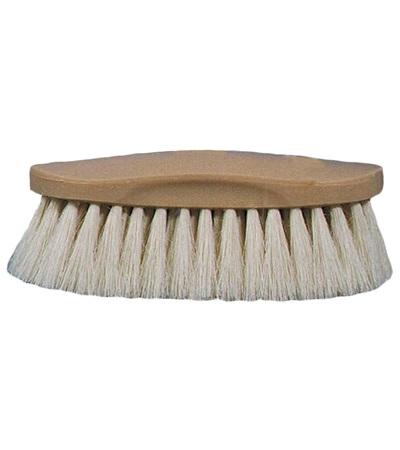 Decker Showman White Brush - Jacks Inc.