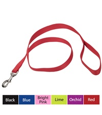 Coastal® Single-Ply Nylon Dog Leash 1""