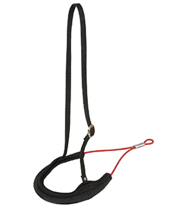 "Cable Bosal with 3/16"" Steel Cable"