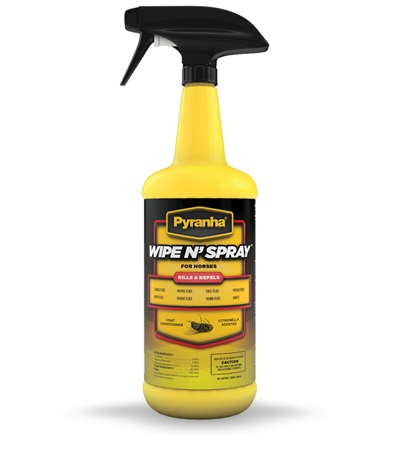 Pyranha® Wipe N' Spray™ 32 oz.