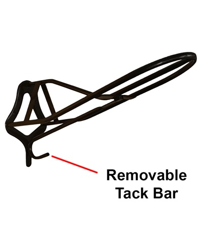 Standard English Saddle Rack