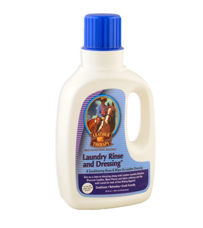 Leather Therapy® Laundry Rinse and Dressing™ 20 oz.