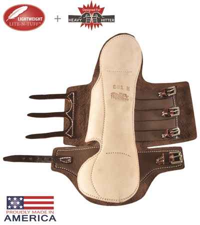 LITE-N-TUFF® Feather-Weight® Hind, Shin & Half Hock Boots