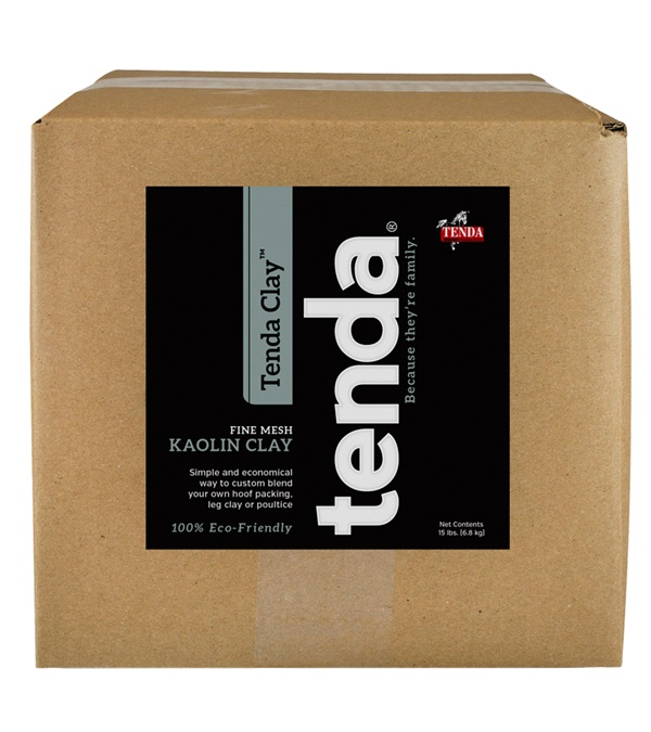 Tenda® Clay™ 15 lbs.
