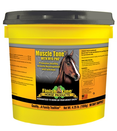 Finish Line® Muscle Tone™  4.25 lb.