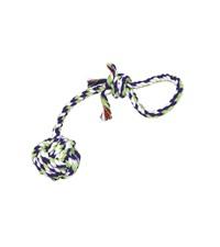 "Rascals® 15"" Knotty Ball Rope Tug Dog Toy"