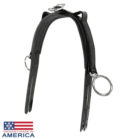 Feather-Weight® Side Check Bridle Crown
