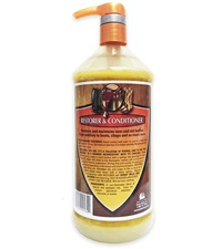 Leather Therapy® Restorer & Conditioner 32 oz. Pump Bottle