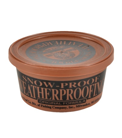 Snow-Proof™ Weatherproofing Paste 3 oz.