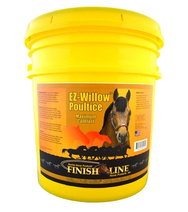 Finish Line® EZ-Willow™ Poultice  45 lb.