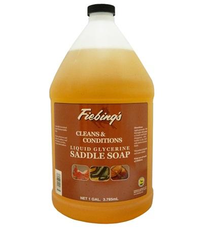 Fiebing's Liquid Glycerine Saddle Soap Gallon