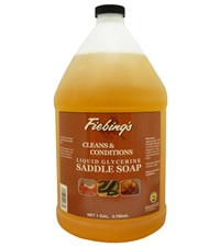 Fiebing's Liquid Glycerine Saddle Soap Gallon