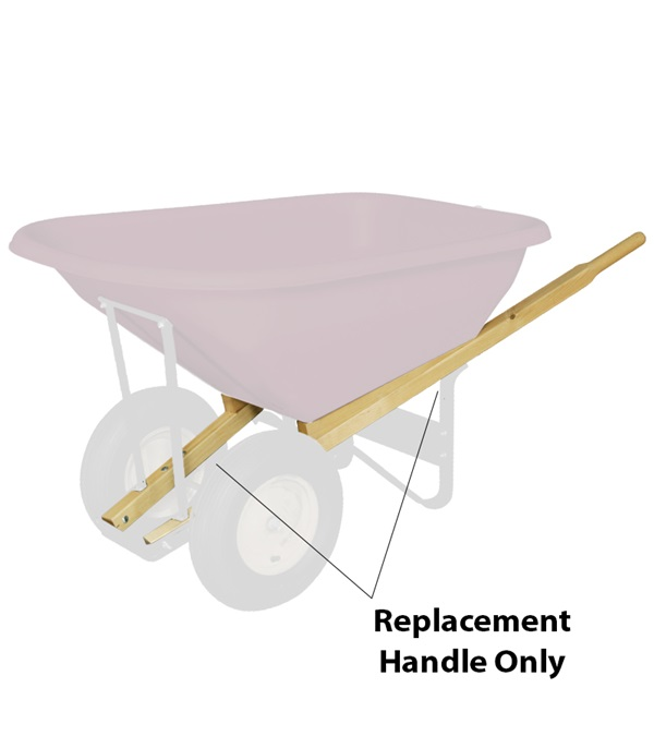 Scenic Road™ Wheelbarrow Handle Only
