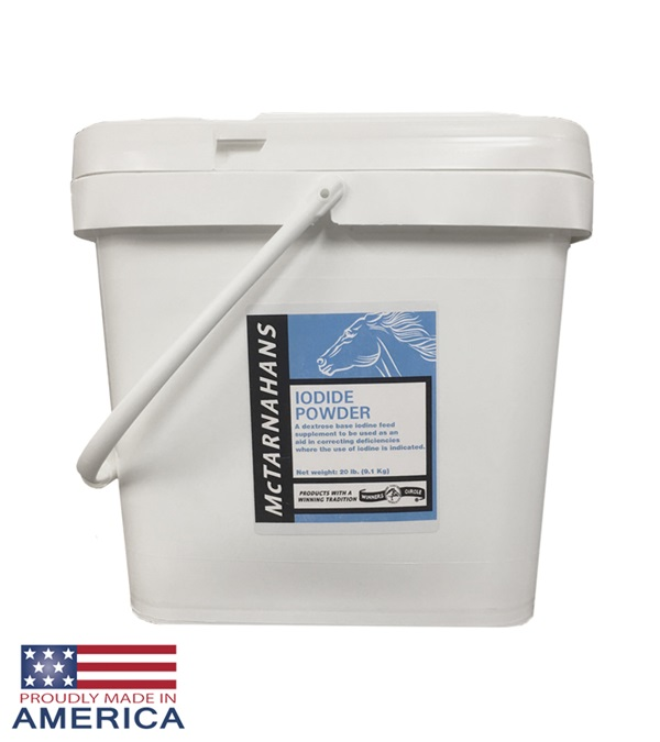 McTarnahans® Iodide Powder 20 lb.