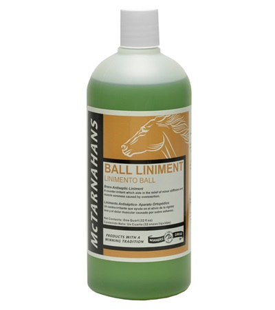 McTarnahans® Ball Liniment - 32 oz.