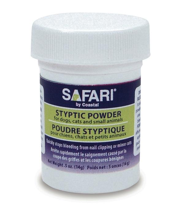 Safari® Styptic Powder .5 oz.