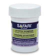 Safari® Styptic Powder .5 oz.