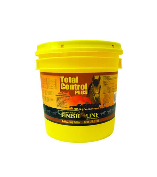 Finish Line® Total Control® Plus 4.7 lb.