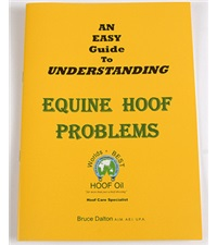Worlds Best Equine Hoof Problems Booklet