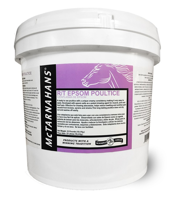 McTarnahans® R/T Epsom Poultice 23 lbs.