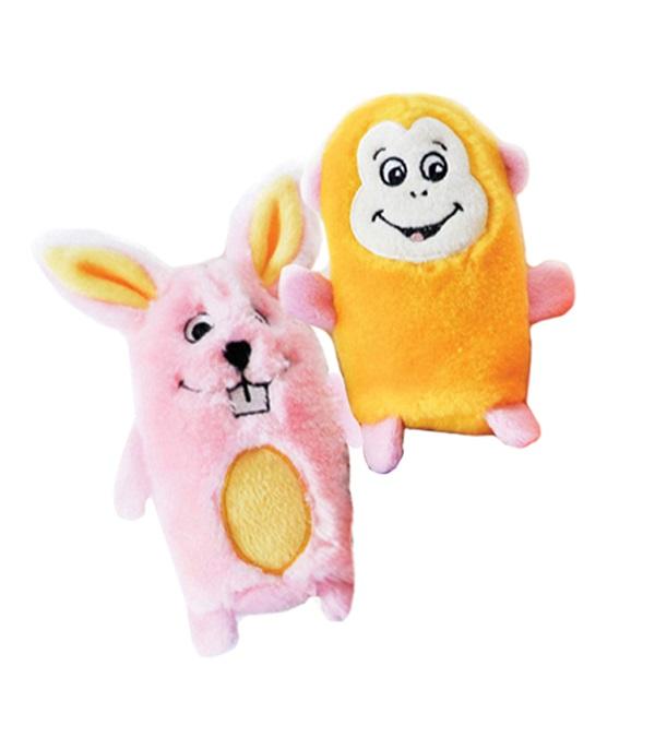 Zippy Paws Squeakie Buddie Plush Dog Toys