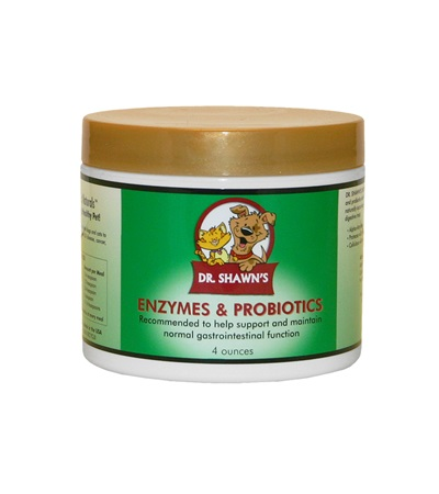 Dr Shawn's Enzyme & Probiotics 4 oz.