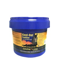 Finish Line® Kool-Out™ Poultice 5 lb.