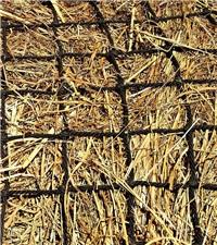 Texas Haynet Heavy Gauge Round Bale Hay Net
