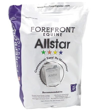ForeFront™ Equine AllStar™ Packets