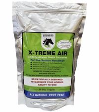 X-Treme Air Daily Respiratory Health Treatment 30 Day Supply