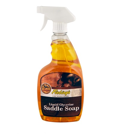 Fiebing's Liquid Glycerine Saddle Soap 16 oz.