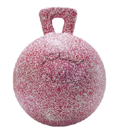 Jolly Ball™ with Handle Peppermint Scented 10""