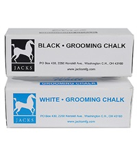 Jacks Equine Grooming Chalk