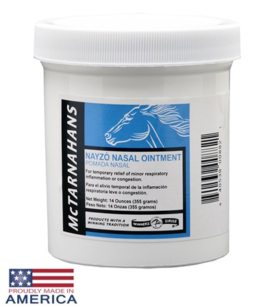 McTarnahans® Nayzo Nasal Ointment 14 oz.