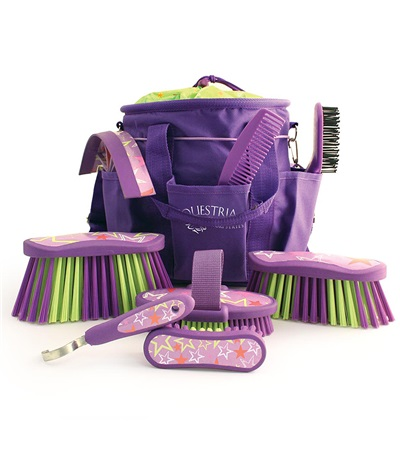 Equestria™ LUCKYSTAR™ Grooming Kit Blackberry