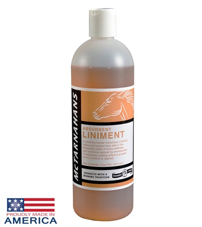 McTarnahans® Absorbent Liniment 16 oz.