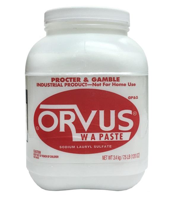 Orvus® W A Paste 7-1/2 lb.