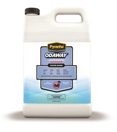 Pyranha® Odaway® Odor Eliminator Concentrate Gallon