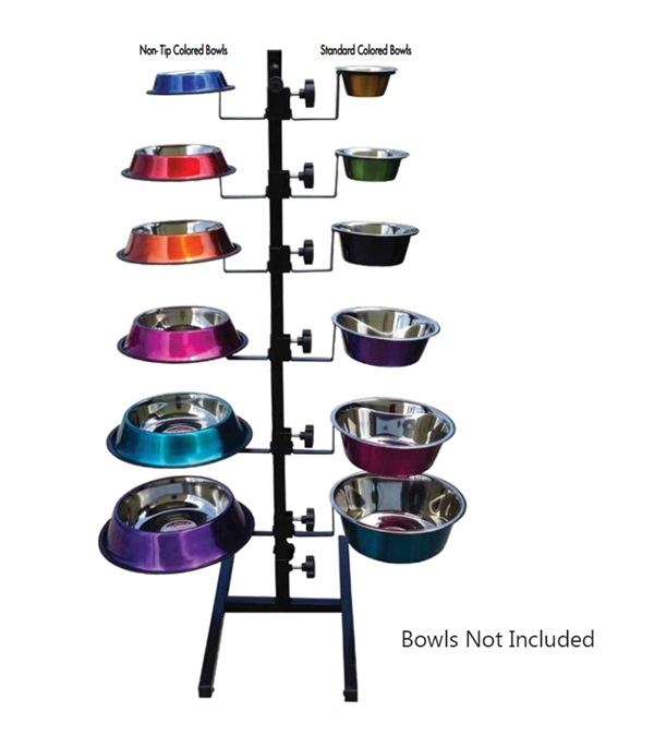 Valhoma Bowl Rack