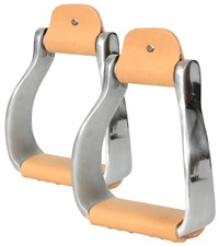 Aluminum Flat Bottom Stirrups